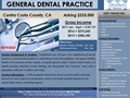 Prominent Contra Costa Dentist for Sale