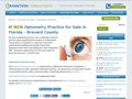 Selling an Optometry Practice in Brevard County, FL